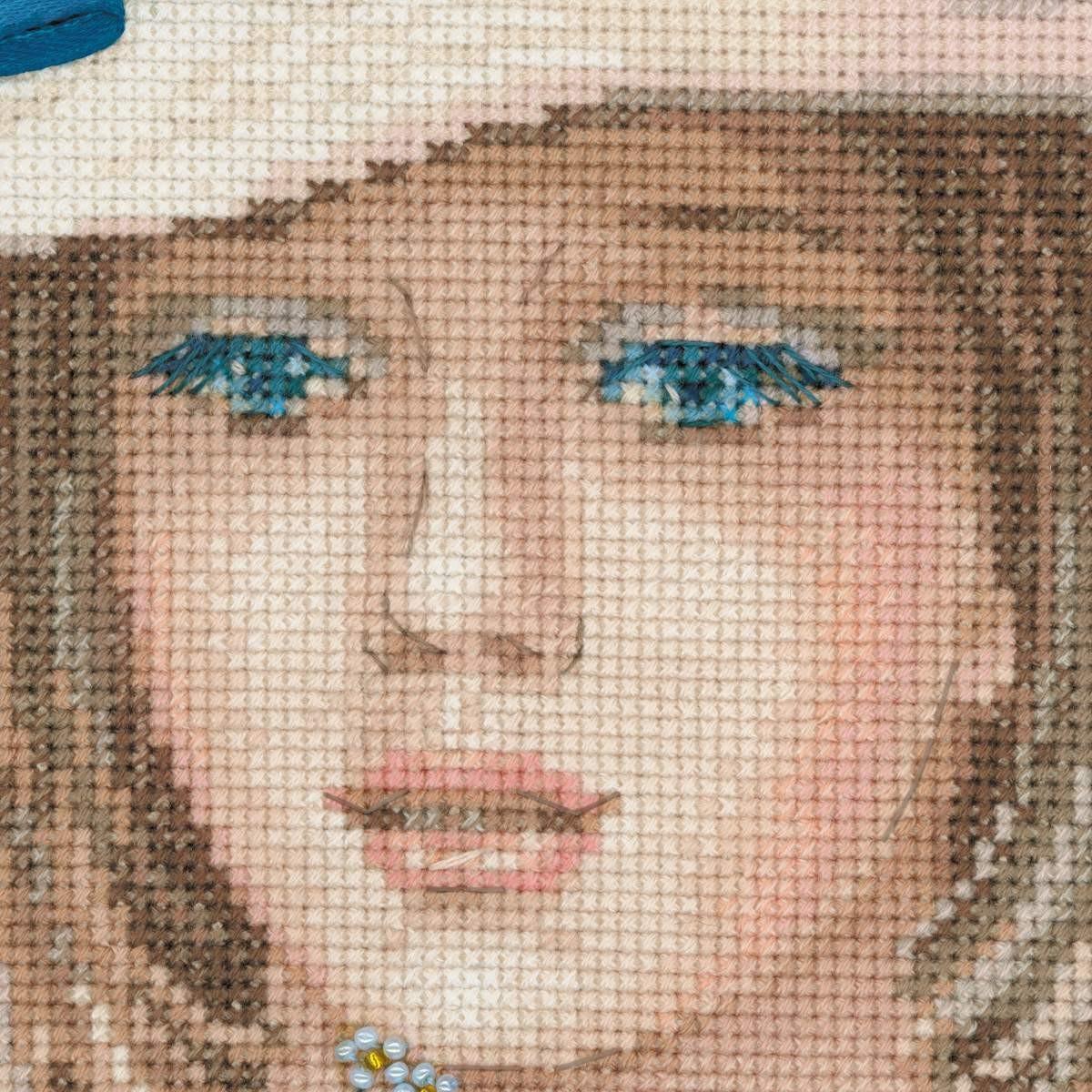 Перевод фотографии в схему для вышивки крестом 44