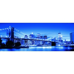 """Ravensburger panoraminė dėlionė """"Puzzle 1000 Twilight New York"""""""