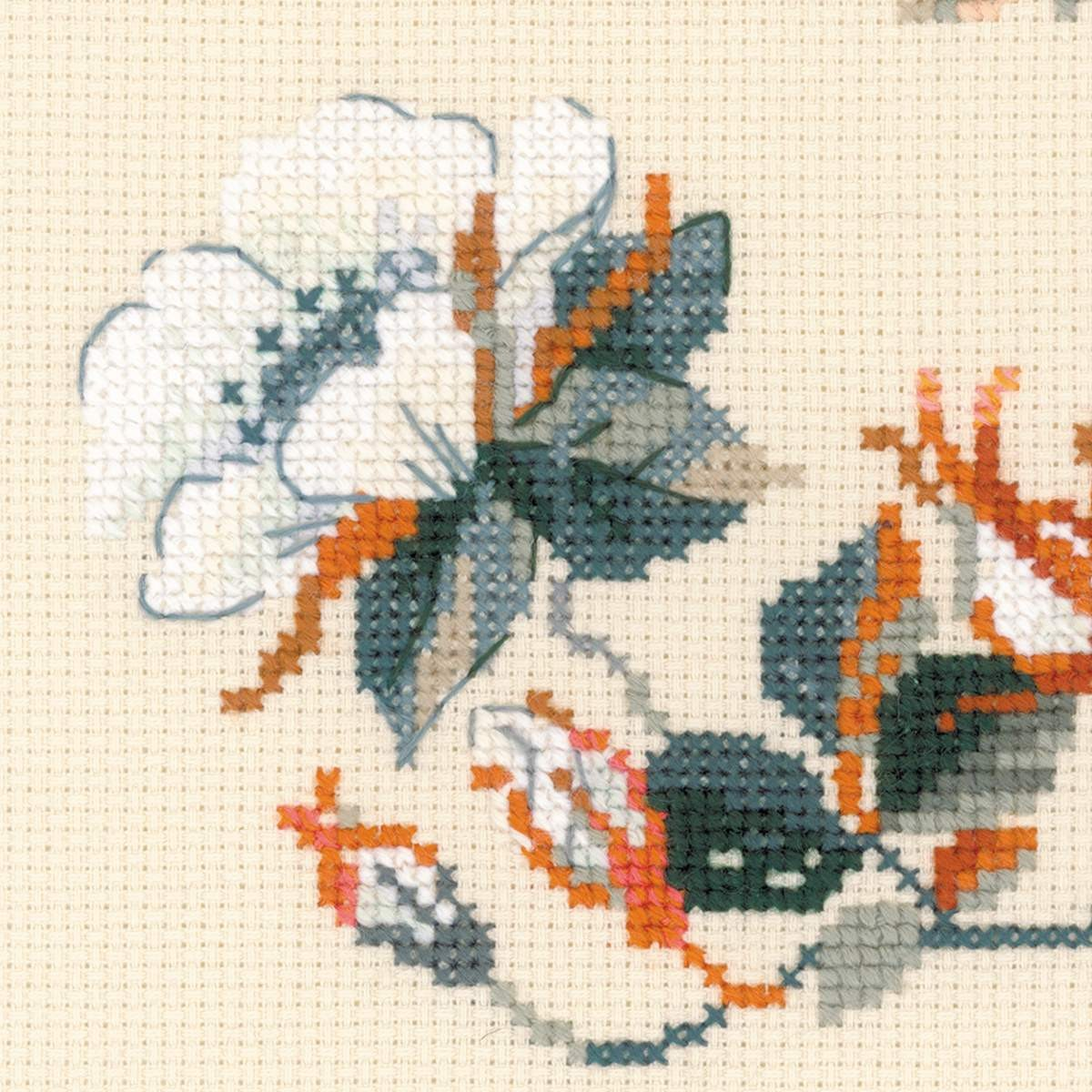 Вышивка крестиком фирма риолис