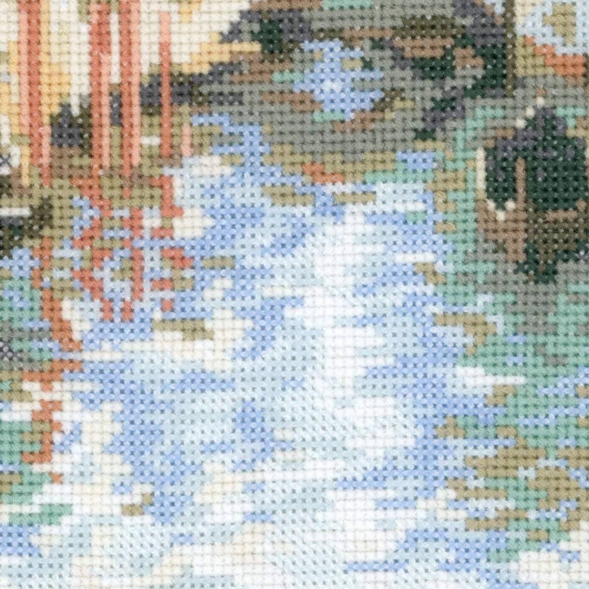Наборы вышивки крестом новинки риолис каталог 19