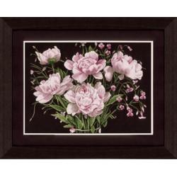 """PN/0021224 Siuvinėjimo rinkinys """"Rausvos rožės"""""""
