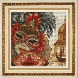 SM014 cross stitch kit by Golden Hands