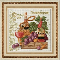 SM015 cross stitch kit by Golden Hands