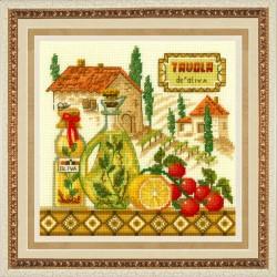SM029 cross stitch kit by Golden Hands