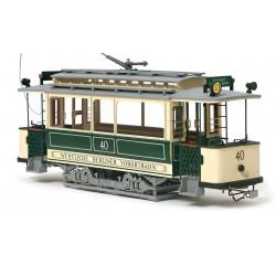 Occre Occre Berlin Tram 1:24 (53004) Scale Model Kit