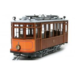 Occre Soller Tram 1:24 (OC53003) Scale Model Kit