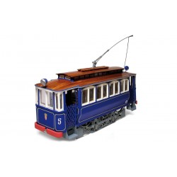 Occre Tibidabo Tram 1:24 Scale Model Kit 53001