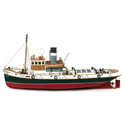 Occre Ulises Ocean Going Steam Tug 1:30 (61001) Scale Model Boat Kit