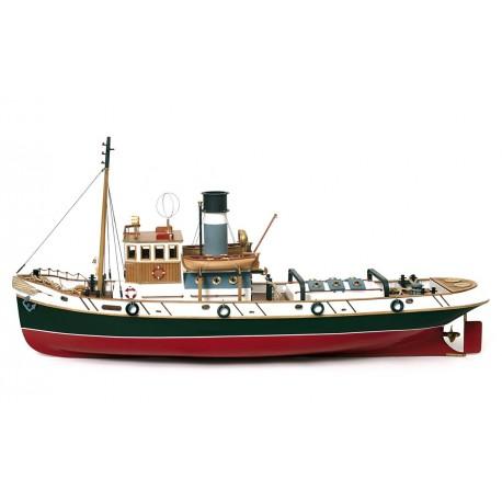 Occre Ulises Ocean Going Steam Tug 1:30 (61001) Scale Model Boat Kit