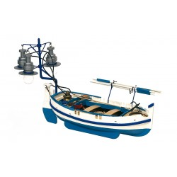 Occre Calella Light Boat 1:15 (52002)- Ideal Beginners Model Boat Kit