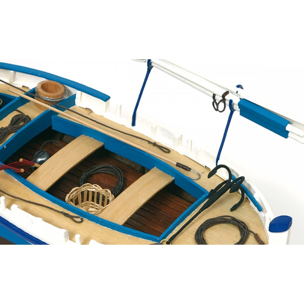 Occre Calella Light Boat 1:15 (52002)- Ideal Beginners Model