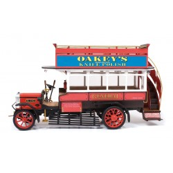 Occre Dennis Bus B-Type 1:24 Scale (57000) Beautiful Scale Model Kit
