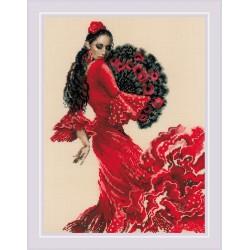 Dancer siuvinėjimo rinkinys iš RIOLIS Nr.: 1740