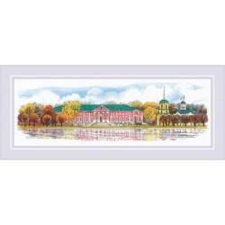 Kuskovo Manor siuvinėjimo rinkinys iš RIOLIS Nr.: 1734