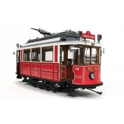 Occre Cibeles Tram 1:24 (53002) Scale Model Kit