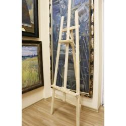 Didelis tapybinis/ekspozicinis molbertas 180x150x60 cm