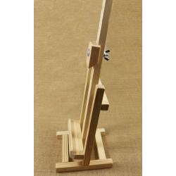 Vidutinis tapybinis/ekspozicinis molbertas 35x40x45 cm