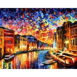 Deimantinis paveikslas Grand Canal Venice WD118 48*38 cm