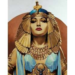 Diamond painting kit Cleopatra WD137