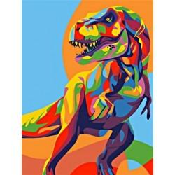 Deimantinis paveikslas Rex WD307 15*20 cm