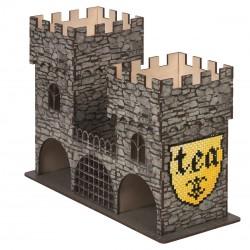 Deimantinės mozaikos suvenyras Castle WW005