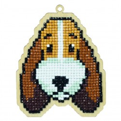 Deimantinės mozaikos suvenyras Dog Buddy WW105