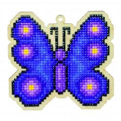 Deimantinės mozaikos suvenyras Butterfly WW117