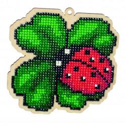 Deimantinės mozaikos suvenyras Ladybug WW123
