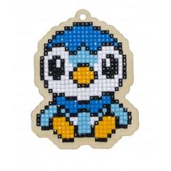 Deimantinės mozaikos suvenyras Bird WW197