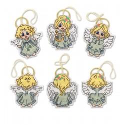Decoration Little Angels siuvinėjimo rinkinys iš RIOLIS Nr.: 1778AC