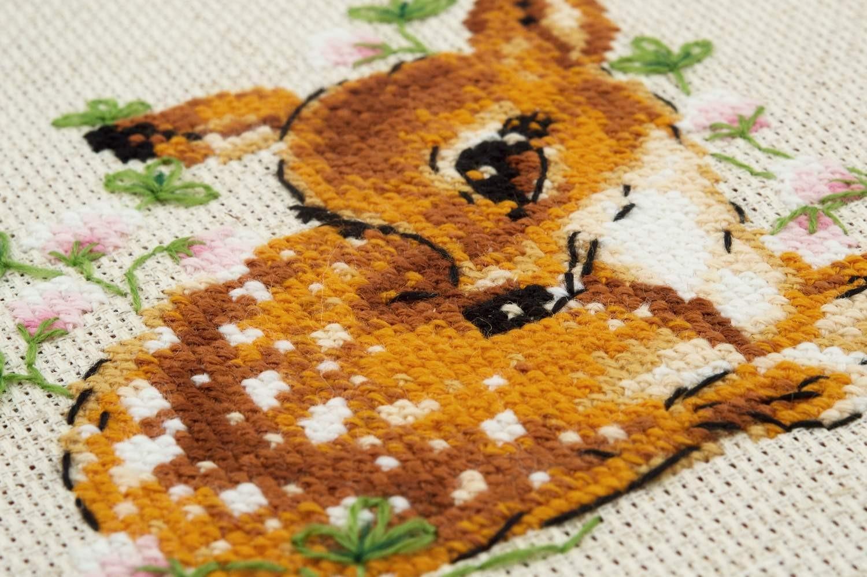 Little Deer cross stitch kit by RIOLIS Ref  no : 1777