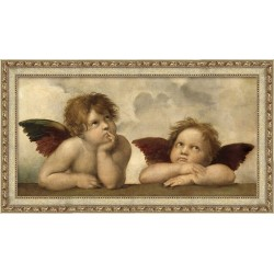 Deimantinis paveikslas Daimond Painting kit Angels AZ-1535 60_30cm
