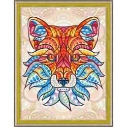 Diamond Painting Kit Fox AZ-1577 30_40cm