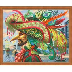 Diamond Painting Kit Carnival AZ-1587 40_50cm