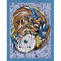 Deimantinis paveikslas Magical Amulet AZ-1592 30_40cm