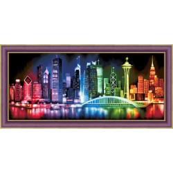 Deimantinis paveikslas Shining City AZ-1602 70_30cm