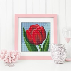 Deimantinis paveikslas Tulip AZ-1634 15_15cm