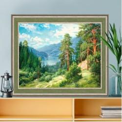 Deimantinis paveikslas Fjord AZ-1684 50x40cm