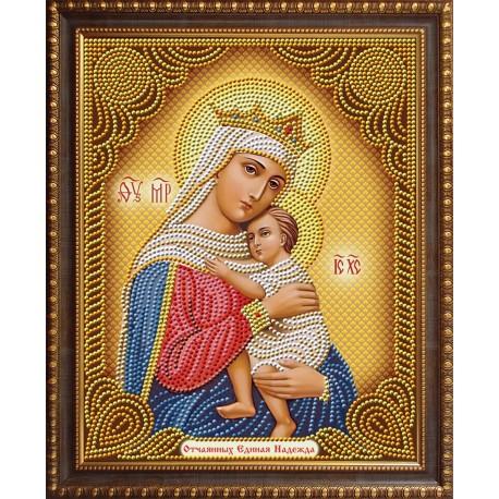Diamond Painting Kit Icon Desperate One Hope AZ-5024