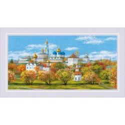 Sergiev Posad siuvinėjimo rinkinys iš RIOLIS Nr.: 1812