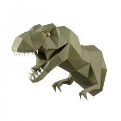 """Popierinės skulptūros rinkinys """"Dinozauras"""" PP-1DIZ-WAS"""