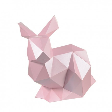 Papercraft Kit Rabbit PP-2KRN-PIN