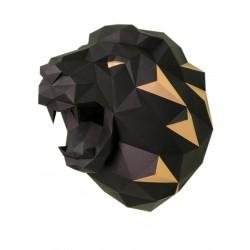 """Popierinės skulptūros rinkinys """"Liūtas"""" PP-1LVN-2BG"""