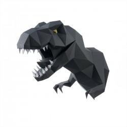 """Popierinės skulptūros rinkinys """"Dinozauras 2"""" PP-1DIZ-GRA"""