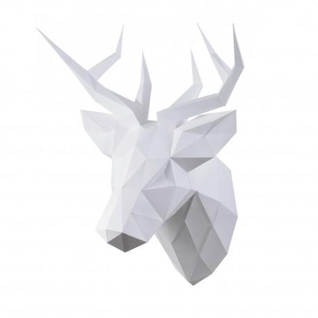 Papercraft Kit Deer PP-1OLP-WHT