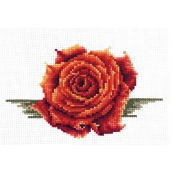 Gift Of Love SAND-09 - Cross Stitch Kit by Andriana