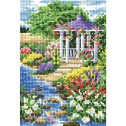 Seasons. Summer SANV-22 - Cross Stitch Kit by Andriana