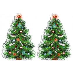 Christmas Beauty SR-453 - Siuvinėjimo rinkinys