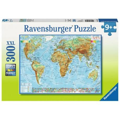 Puzzle 300 World Map
