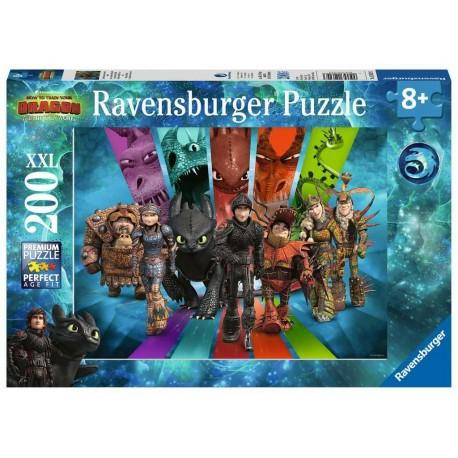Puzzle 200 Dragon 3